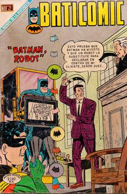 Batman - Baticomic (Rústica-grapa) #27