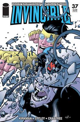 Invincible (Comic-book) #37