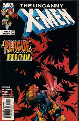 The Uncanny X-Men (1963-2011) (Comic-Book) #357