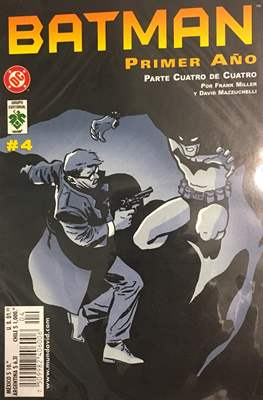 Batman (2002-2003) (Grapa) #4