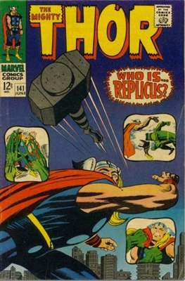 Journey into Mystery / Thor Vol 1 (Comic Book) #141