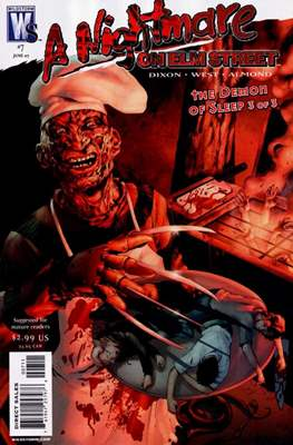 A nightmare on Elm street (Grapa) #7