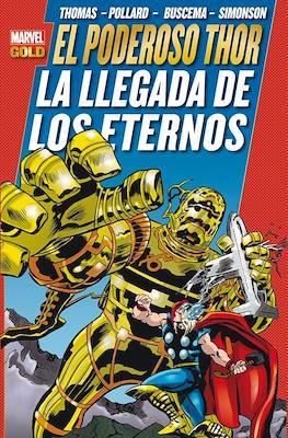 El Poderoso Thor. Marvel Gold (Rústica con solapas 224 páginas) #4