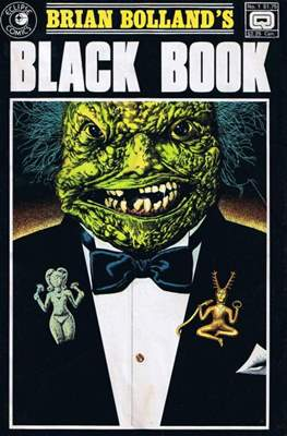 Brian Bolland's Black Book