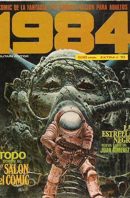 1984 Extra (Retapado Rústica) #10