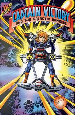 Captain Victory and the Galactic Rangers (Grapa) #1