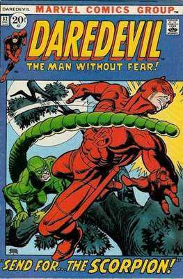 Daredevil Vol. 1 (1964-1998) (Comic Book) #82