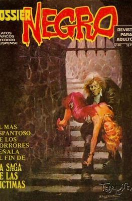 Dossier Negro (Rústica y grapa [1968 - 1988]) #80
