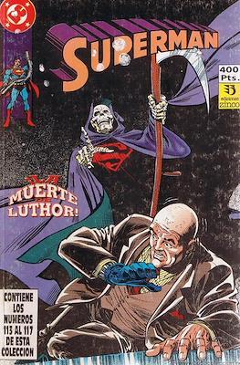 Superman (1984) (Retapado, Tomo rústica) #32