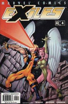 Exiles Vol. 1 (2001-2008) (Comic Book) #4