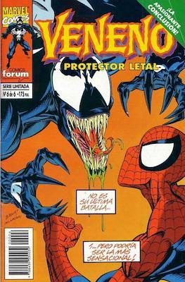 Veneno. Protector letal (1994) (Grapa) #6