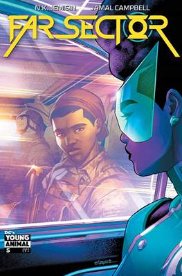 Far Sector (2019-) (Comic Book) #5