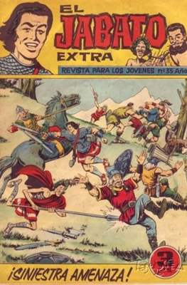 El Jabato extra (Grapa,) #35
