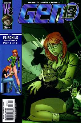 Gen 13 (1999 Series) (Saddle-Stitched) #56