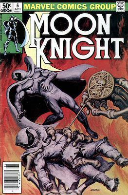Moon Knight Vol. 1 (1980-1984) #6