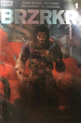 Brzrkr (Variant Cover)