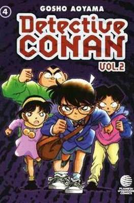 Detective Conan. Vol. 2 (Rústica 96-192 pp) #4