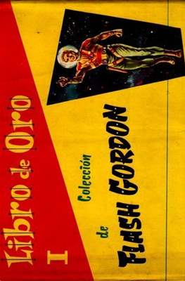 Colección de Flash Gordon. Libro de Oro
