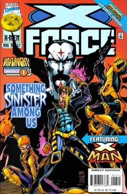 X-Force Vol. 1 (1991-2002) (Comic Book) #57