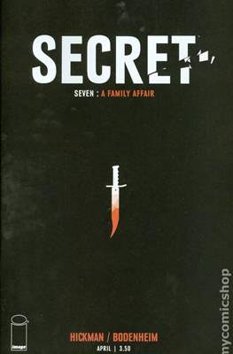 Secret (2012) (Comic books 32 pags) #7