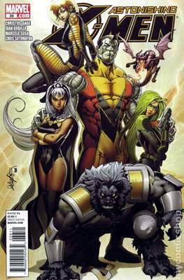 Astonishing X-Men (Vol. 3 2004-2013) (Comic Book) #38