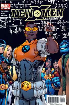 New X-Men: Academy X / New X-Men Vol. 2 (Comic-Book) #10