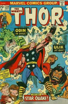 Journey into Mystery / Thor Vol 1 (Comic Book) #239
