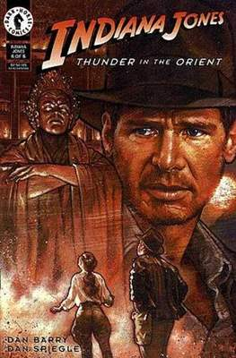 Indiana Jones: Thunder In the Orient (grapa) #6