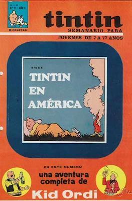 Tintin (Grapa 20 pags.) #11