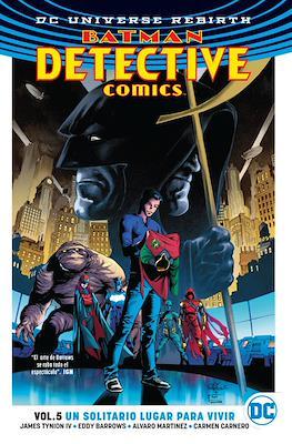Batman. Detective Comics (Rústica) #5