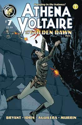 Athena Voltaire (Comic Book) #7