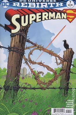 Superman Vol. 4 (2016-2018) (Comic Book) #7