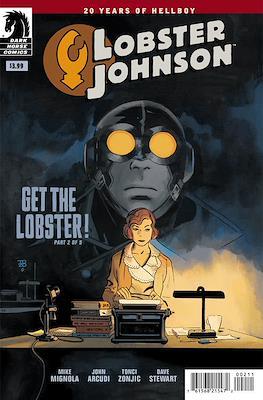 Lobster Johnson (Comic Book) #17
