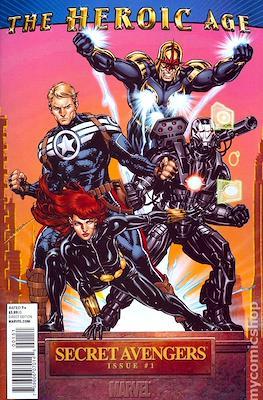 Secret Avengers Vol. 1 (2010-2013 Variant Covers) #1.2