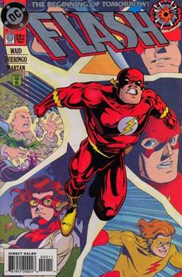 The Flash Vol. 2 (1987-2006) (Comic Book) #0