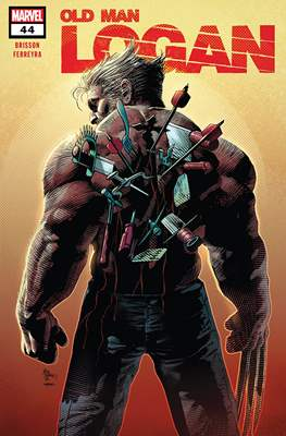 Old Man Logan Vol. 2 (Comic-book) #44