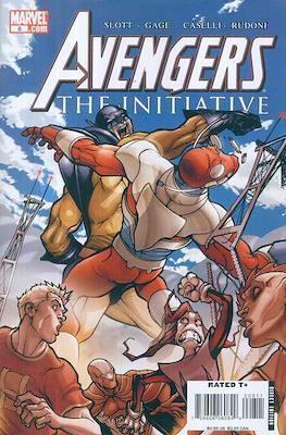 Avengers The Initiative (2007-2010) #8