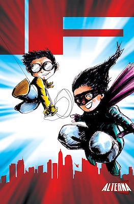 IF Anthology (Comic Book) #2