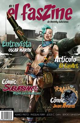 El Faszine de Ominiky Ediciones (Grapa) #1