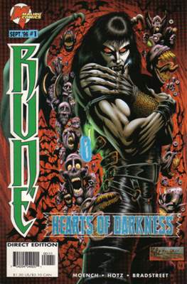 Rune: Hearts of Darkness (Comic Book) #1