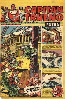 El Capitán Trueno Extra (Grapa, 40 páginas (1960-1968)) #34