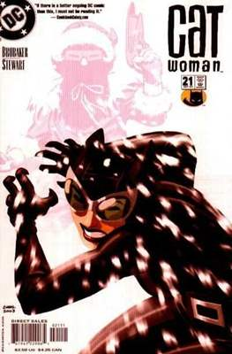 Catwoman Vol. 3 (2002-2008) (Comic Book) #21