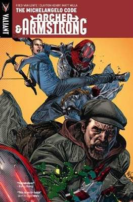 Archer & Armstrong (2012) (Softcover) #1