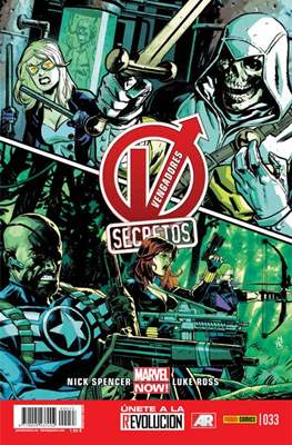Vengadores Secretos (2011-2015) (Grapa) #33