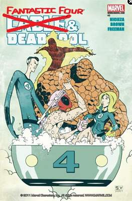 Cable & Deadpool (Comic-Book) #46