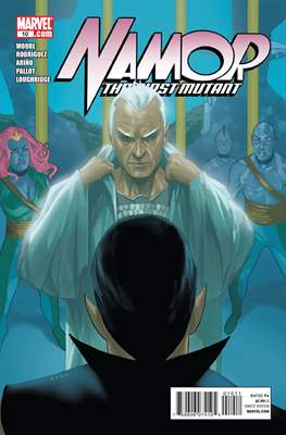 Namor: The First Mutant (2010-2011) (Comic Book) #10