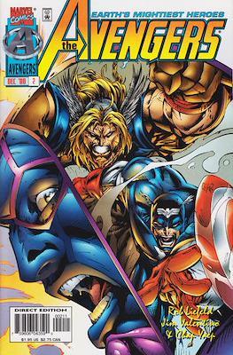 The Avengers Vol. 2 Heroes Reborn (1996-1997) #2