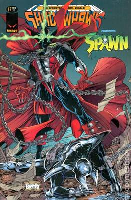 Shadowhawk Vol. 1 (1992-1995) #17
