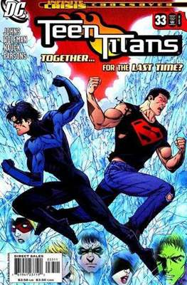Teen Titans Vol. 3 (2003-2011) (Comic Book) #33