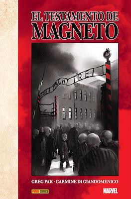 El testamento de Magneto (Cartoné 136 pp) #